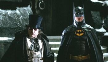 Batman Returns está conectada con Nosferatu