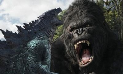 Revelan la clasificación de Godzilla Vs. Kong