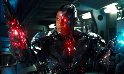 Cyborg aparecerá en The Flash