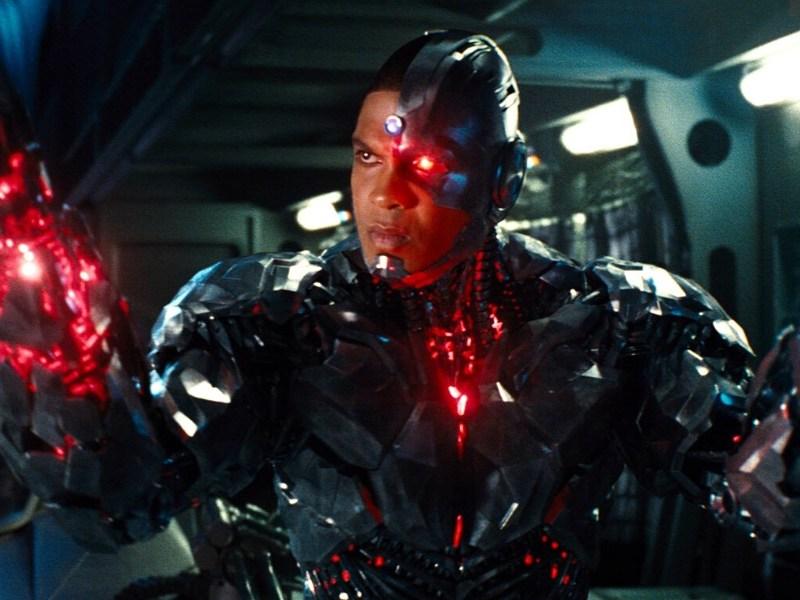 Cyborg aparecerá en The Flash
