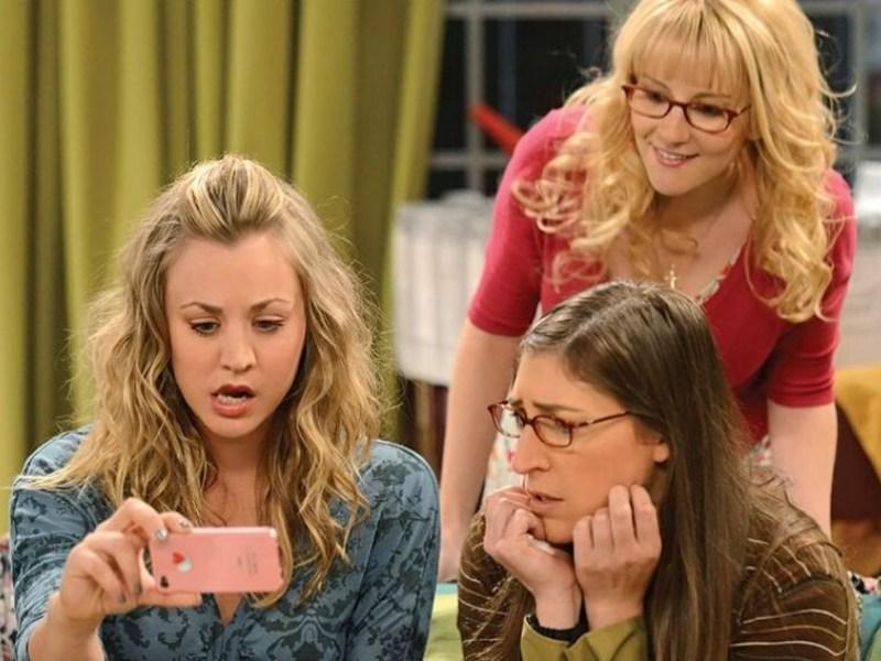 Mayim Bialik nunca ha vistoThe Big Bang Theory