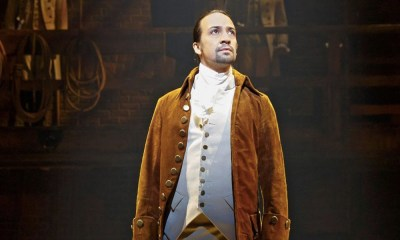 Trailer de Hamilton en Disney+