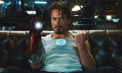 Iron Man hizo referencia al pasado de Robert Downey Jr (1)