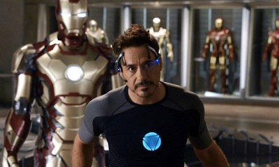 Marvel presenta el nuevo traje de Iron Man