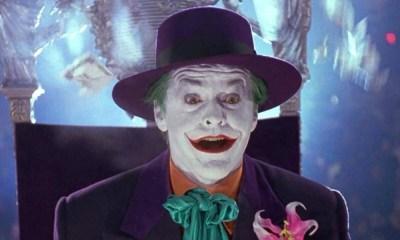Jack Nicholson tuvo ganancias históricas por su papel de Joker