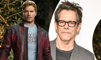 Kevin Bacon habló de sus referencias en 'Guardians of the Galaxy'