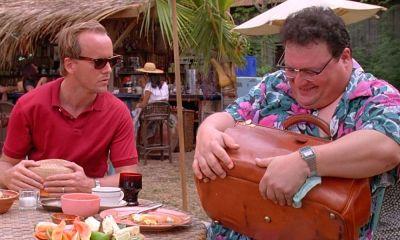Lewis Dodgson regresará en 'Jurassic World: Dominion'