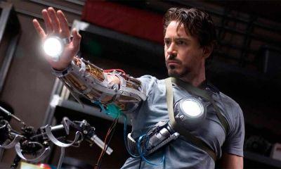 Marvel revela nuevo diseño de Iron-Man