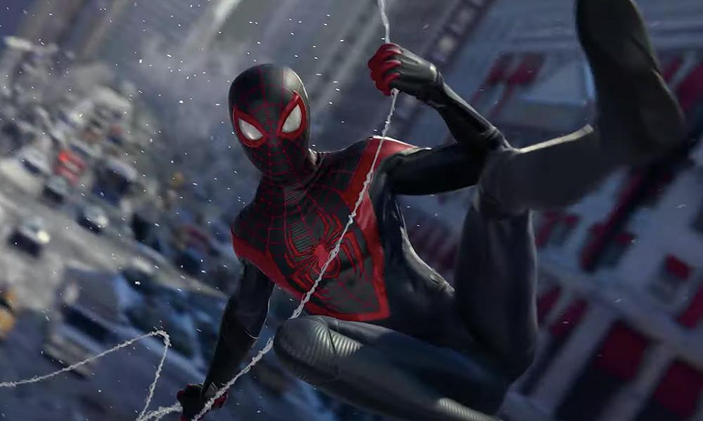 Primer trailer de Spider-Man Miles Morales