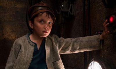 niño de la fuerza de 'The Last Jedi'