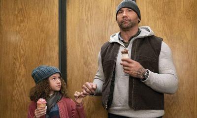 nueva película de Dave Bautista saldrá en streaming