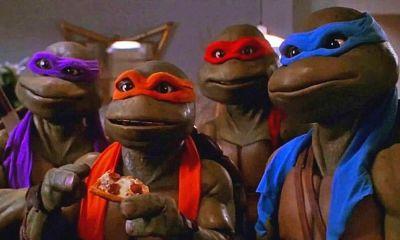 nueva producción de 'Teenage Mutant Ninja Turtles'