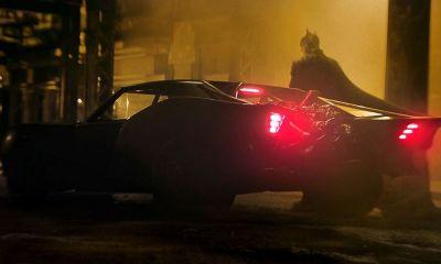 Nuevas imágenes del batimóvil en The Batman