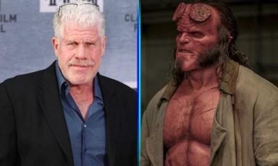 Ron Perlman confesó por qué rechazó el reboot de 'Hellboy'