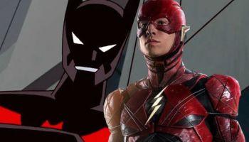 The Flash podría presentar a Batman Beyond