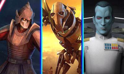 Thrawn sería el nuevo villano en 'The Mandalorian'
