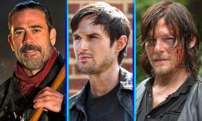 trabajo de Andrew Lincoln en The Walking Dead