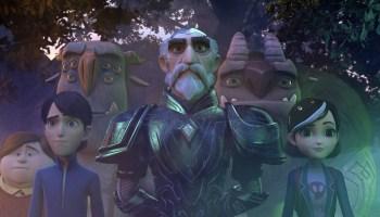 Fecha de estreno de Wizards: Tales of Arcadia de Guillermo del Toro