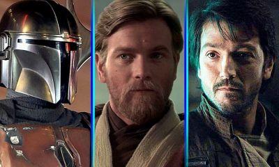Disney grabará dos series de Star Wars al mismo tiempo
