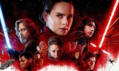 Actriz de 'The Last Jedi' desconocía su personaje