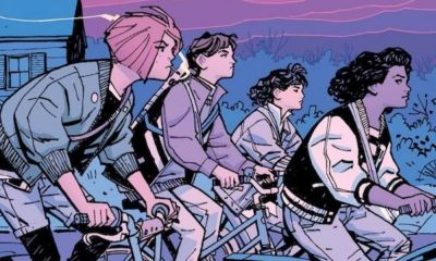 Amazon producirá serie de 'Paper Girls'