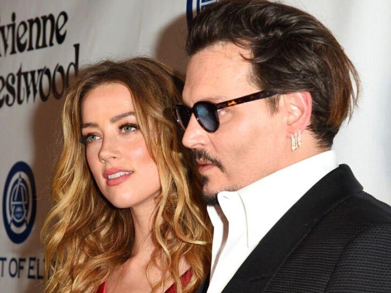 Amber Heard apagó un cigarro sobre la cara Johnny Depp