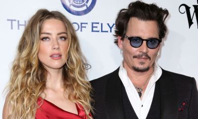 Amber Heard reveló detalles de Johnny Depp