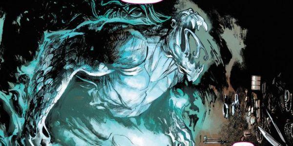 ¿Lo veremos en la secuela? Marvel presentó una versión malvada de un personaje de 'Aladdín' blue-genie-aladdin-600x300