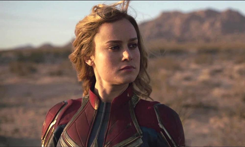 Captain Marvel tiene una hermana