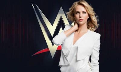 Charlize Theron podría ser luchadora de la WWE