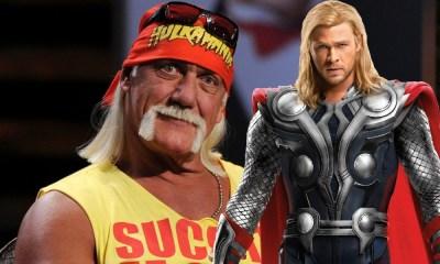 Chris Hemsworth habló de su transformación como Hulk Hogan