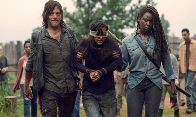 Comic-Con revelará final de temporada de 'The Walking Dead'