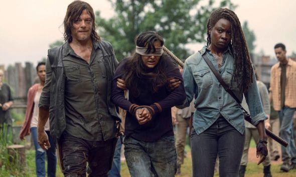 Comic-Con revelará final de temporada de 'The Walking Dead'