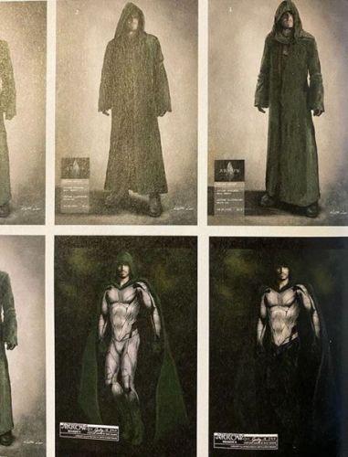 ¿Más parecido al original? Revelan cómo se iba a ver Oliver Queen como Spectre originalmente crisis-on-infinite-earths-spectre-concept-art-1227243-381x500