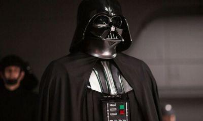 Darth Vader como un Jedi