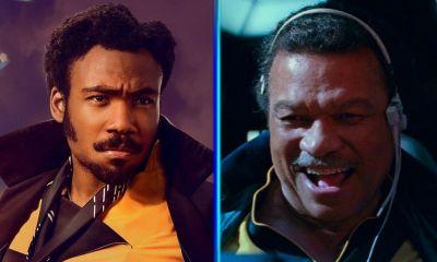 Donald Glover volvería a ser Lando Calrissian