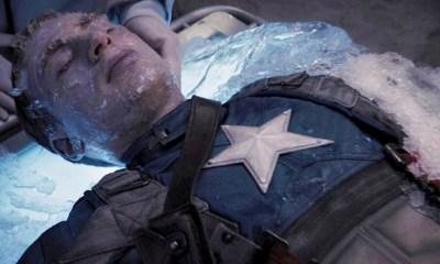 Edad de Captain America cuando fue congelado