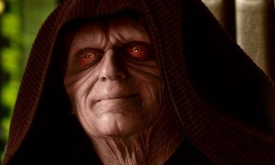 edad de Palpatine en 'Star Wars'