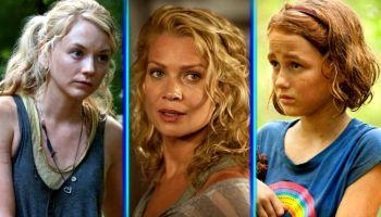 Emily Kinney quiere regresar a 'The Walking Dead'