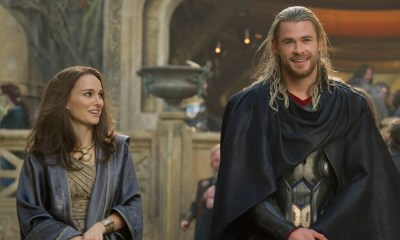error de continuidad en Thor The Dark World (1)