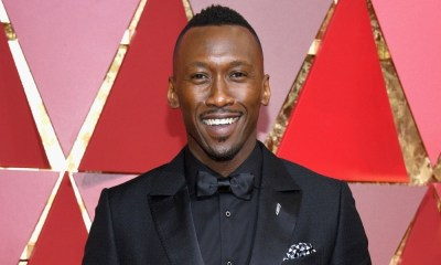 fan art de Mahershala Ali como Blade