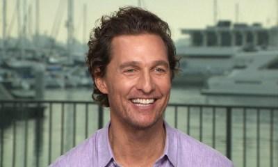 fan art de Matthew McConaughey como Two-Face