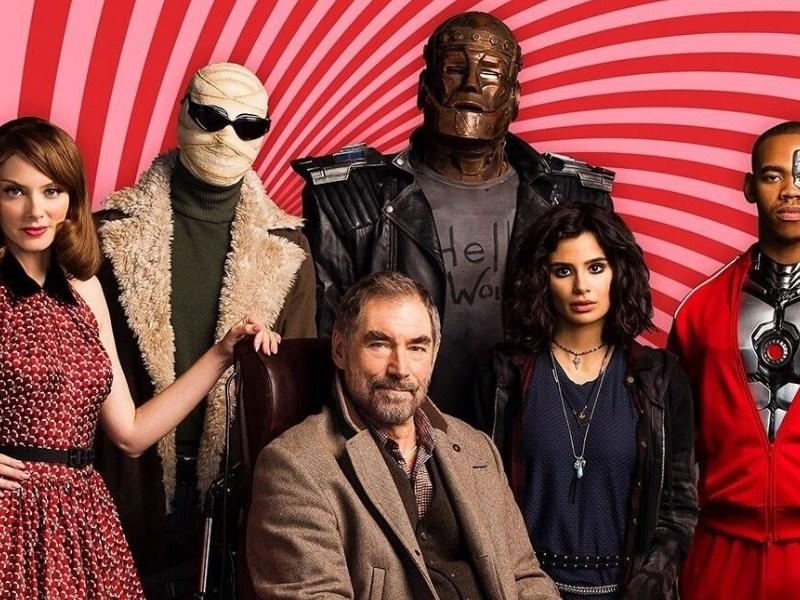 fecha de estreno de la segunda temporada de Doom Patrol