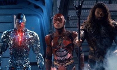 Cyborg tendrá visiones en Zack Snyder's Justice League