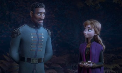 Canción eliminada de Frozen 2