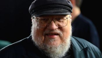 George Martin no terminó 'The Winds of Winter'