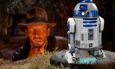 'Indiana Jones' y 'Star Wars' sucedieron en el mismo universo