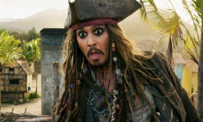 Johnny Depp volvería a Pirates of the Caribbean