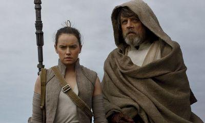 Luke le temía a los poderes de Rey