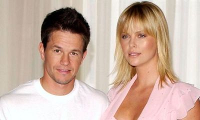 Mark Wahlberg vomitó por culpa de Charlize Theron